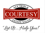 Courtesy Estate Sales logo