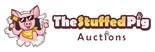 The Stuffed Pig Auctions logo