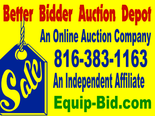 Better Bidder Auction Depot logo