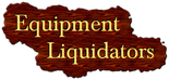 Equipment Liquidator <P> An Independent Affiliate logo