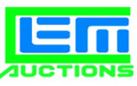 EM Auctions <P> An Independent Affiliate logo