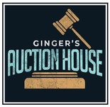 Ginger's Auction House logo