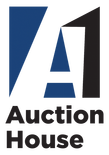 A1 Auction House logo