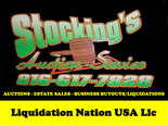 Stockings Auction / Liquidation Nation!