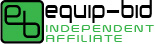 JR Sales & Service <P> An Equip-bid Affliate logo