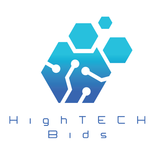 HighTech Bids logo