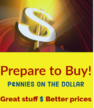 Prepare to Buy! logo