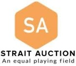 Strait Auctions - St Louis logo