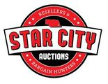 Star City Auctions logo
