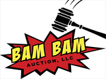 Bam Bam Auction LLC logo